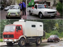 peugeot 504 pickup amazing old cars on the roads in uruguay u2013 everywhere dare2go