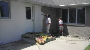 news and reviews for custom coatings painting a brick ranch