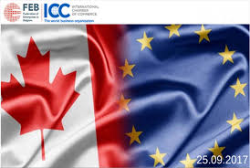 Icc Flag How Can Small And Big Companies Benefit From Ceta U2013 Icc Belgium