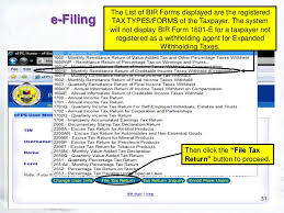 E Filing Electronic Filing And Payment System Coaching Session For Entrepreneu
