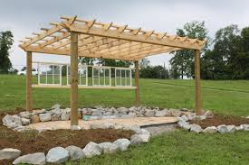 Design A Pergola by Tips To Building Your Own Beautiful Pergola Old World Garden Farms