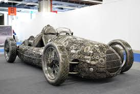 memorable supercars built out of scrap metal i like to waste my time