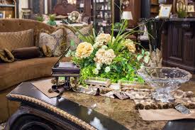custom silk floral arrangements to finish your home