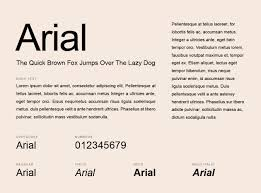 What Font To Use For A Resume What Fonts Should You Use For Your Resume