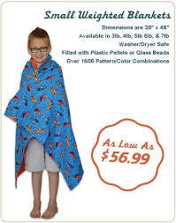 affordable weighted blankets for autism sensory issues