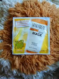 Masker Rambut Garnier weekly hair treatment makarizo hair repair mask and makarizo hair