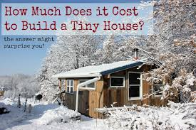 how much do house plans cost how much does it cost to build a tiny house tiny houses