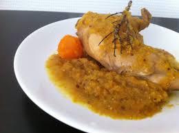 cuisiner des cuisses de lapin cuisses de lapin au cidre et aux carottes recettes vertes pour