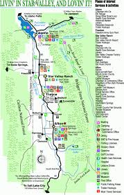 Wy Map Our Communities Star Valley Map Star Valley Chamber Of Commerce