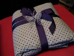 who wants to be martha when i can be me how to gift wrap an afghan