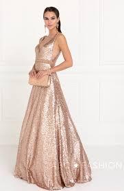 sequin dress gold sequin dress by elizabeth k gl1574 abc fashion