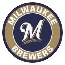 brewers logo roundel mat 27