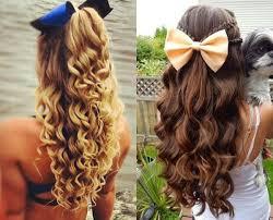 half updo hairstyles for cheerleaders