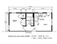floor plans with inlaw apartment 600 square in apartment floor plan in apartment