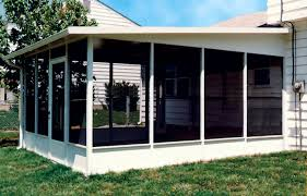 diy screened in porch kit best aluminum screen kits ideas 1 25 on