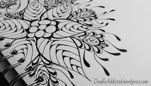 doodle name arts blossom pod doodle doodle addicted