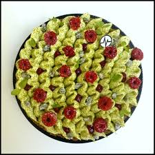 cuisine 2 michalak fantastik framboise pistache c michalak 法式西点