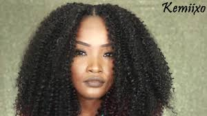 jerry curl hairstyle how to crochet outre 4 in 1 loop hair jerry curl kemiixo