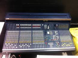 Sound Desk Mccurdy Mixing Console Desk Digital Image Associates Digital