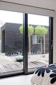 Modern Beachy Interiors Nilsson Villa Modern Beach House With Black And White Interior