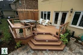 Backyard Deck Ideas Photos Backyard Deck Design Ideas Findkeep Me