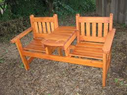 wooden bench plans design idea wood furniture