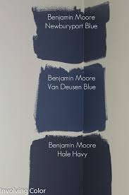 benjamin moore navy blue paint color ideas http involvingcolor