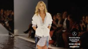 how to get tickets to mercedes fashion week watson x watson mercedes fashion week australia ss 2016