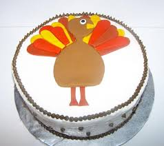 easy cake decorating ideas for thanksgiving dmost for