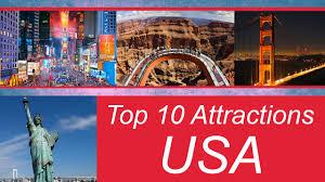 top 10 most popular tourist destinations in usa tourist