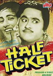 half ticket 1962 hindi movie 350mb webhd 480p worldfree4u com