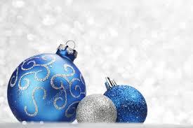 light blue decorative balls christmas decorative balls stock photo yellow2j 127052654