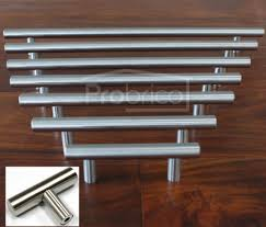 Handles For Kitchen Cabinet Doors by T Bar Kitchen Cabinet Door Handles Kitchen Cabinet