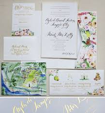 a peek into the studio brazil wedding invitations momental