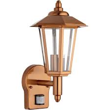 biard cannes copper traditional outdoor garden wall light lantern
