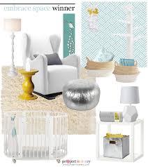 Nursery Side Table Nursery Makeover Design Board Project Nursery