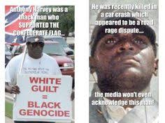 why i wave the confederate flag written by a black man black confederate flag supporter anthony hervey forced off road
