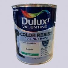 cuisine parme dulux peinture acrylique color resist cuisine bain ciel