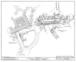 Mission San Juan Capistrano Floor Plan by