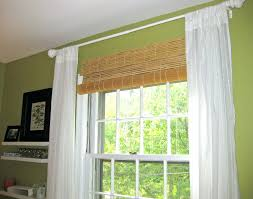 window blinds window treatments with blinds and curtains i