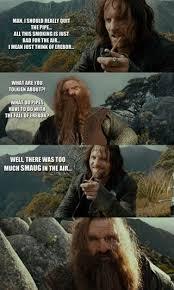 The Hobbit Meme - make puns a hobbit meme by bigger tigers memedroid