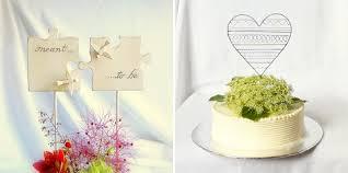 sweet u0026 unique cake toppers enchanted brides