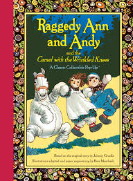 raggedy ann books by johnny gruelle patricia hall and bobby
