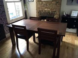 M S Dining Tables Ms Dining Tables Dining Table Shown In Textured Black Frame Solid