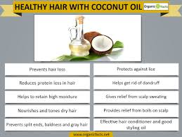 Coconut Oil For Hair Growth Results 13 Wonderful Benefits Of Coconut Oil For Hair Organic Facts