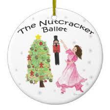 Nutcracker Christmas Ornaments Uk by 24 Round Clara Nutcracker Ballet Ceramic Christmas Decorations