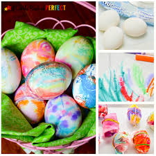 kids easter eggs tie dye easter eggs easy egg decorating for kids