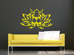 wall decals lotus flower om sign mandala ornament indian geometric dear buyers welcome to our shop trendywalldecals wall decals vinyl sticker decal art home decor murals mandala ornament indian geometric