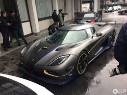 koenigsegg agera r 2017 koenigsegg agera rs 6 march 2017 autogespot