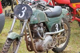triumph motocross bike excursion heaven vmx vintage motocross bulahdelah april 18
